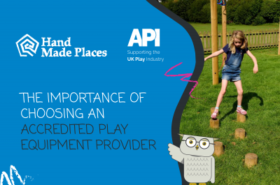 Hand Made Places is a member of API