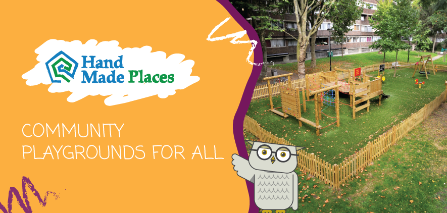 Community playgrounds for all