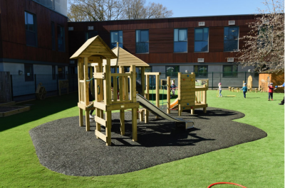 First Steps Day Nursery, St Peter's Hospital, Surrey