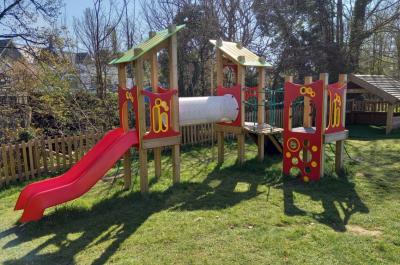Hatherleigh Play Park, Okehampton
