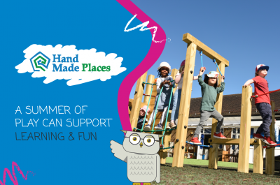 Hand Made Places supports a summer of play