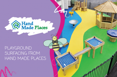 Playground surfacing from Hand Made Places