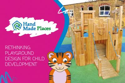 Rethinking playground design for child development
