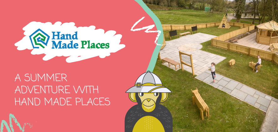 A summer of adventure with Hand Made Places