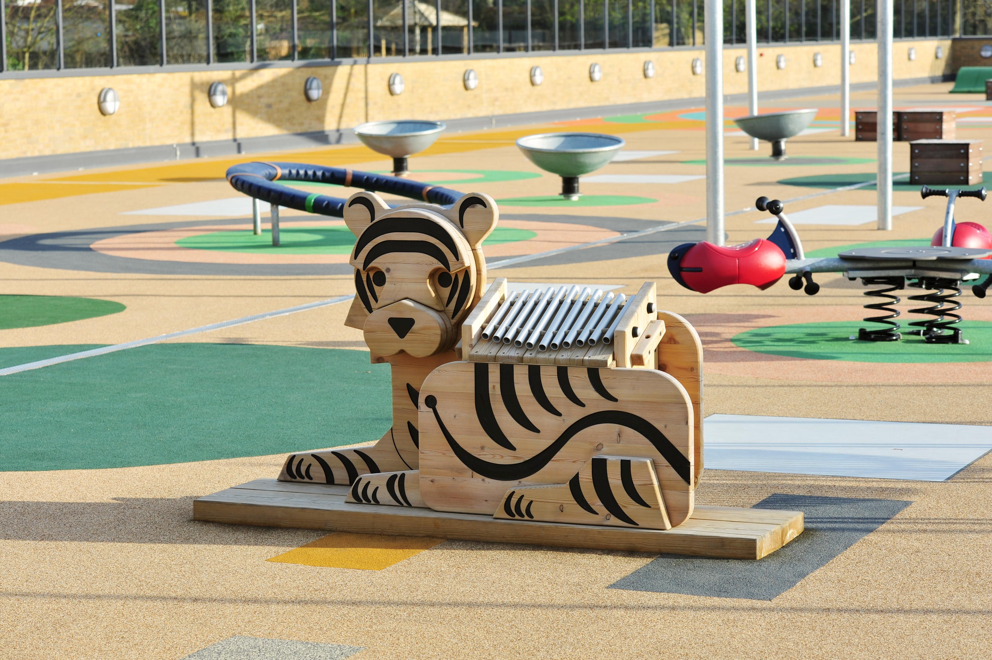 Tiger Glockenspiel