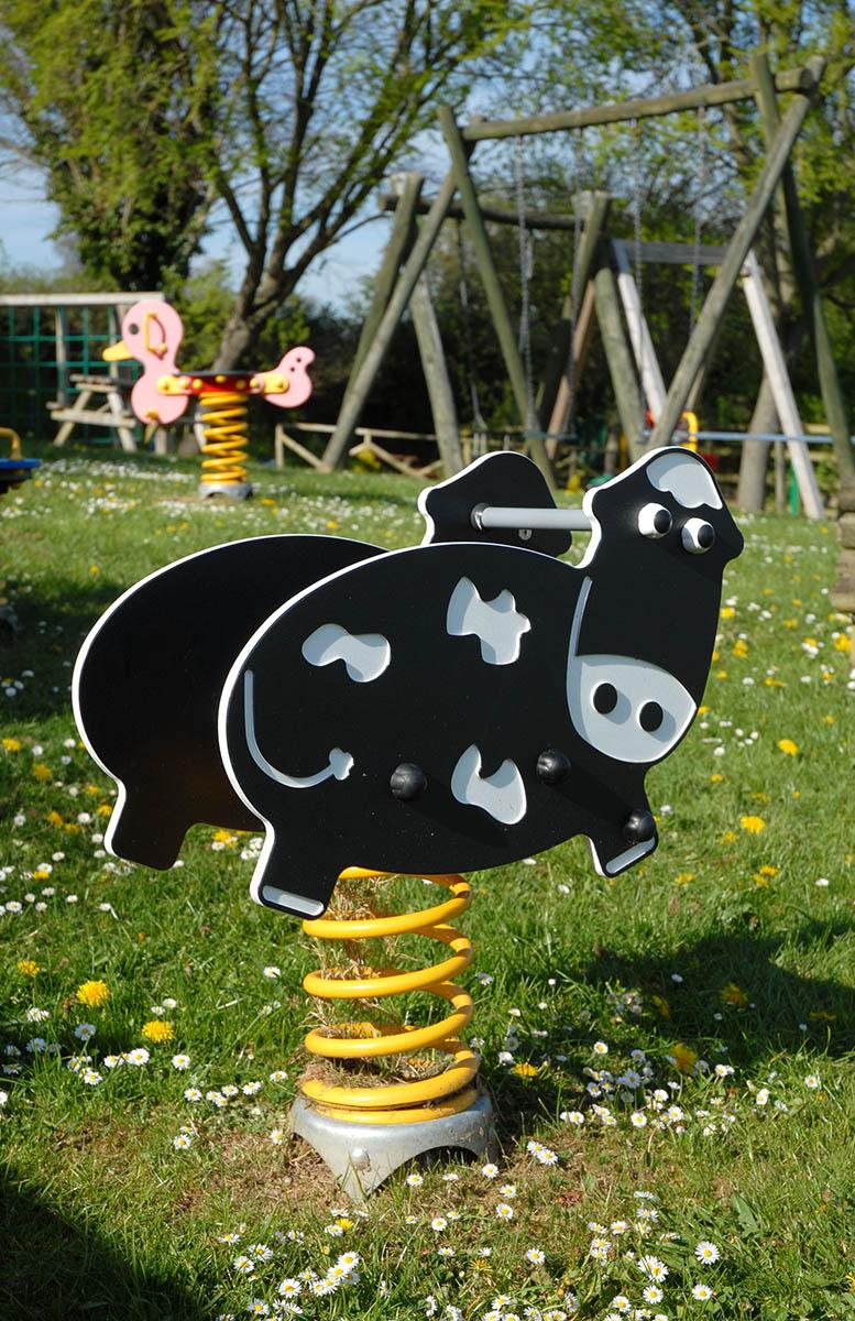 Cow Springy