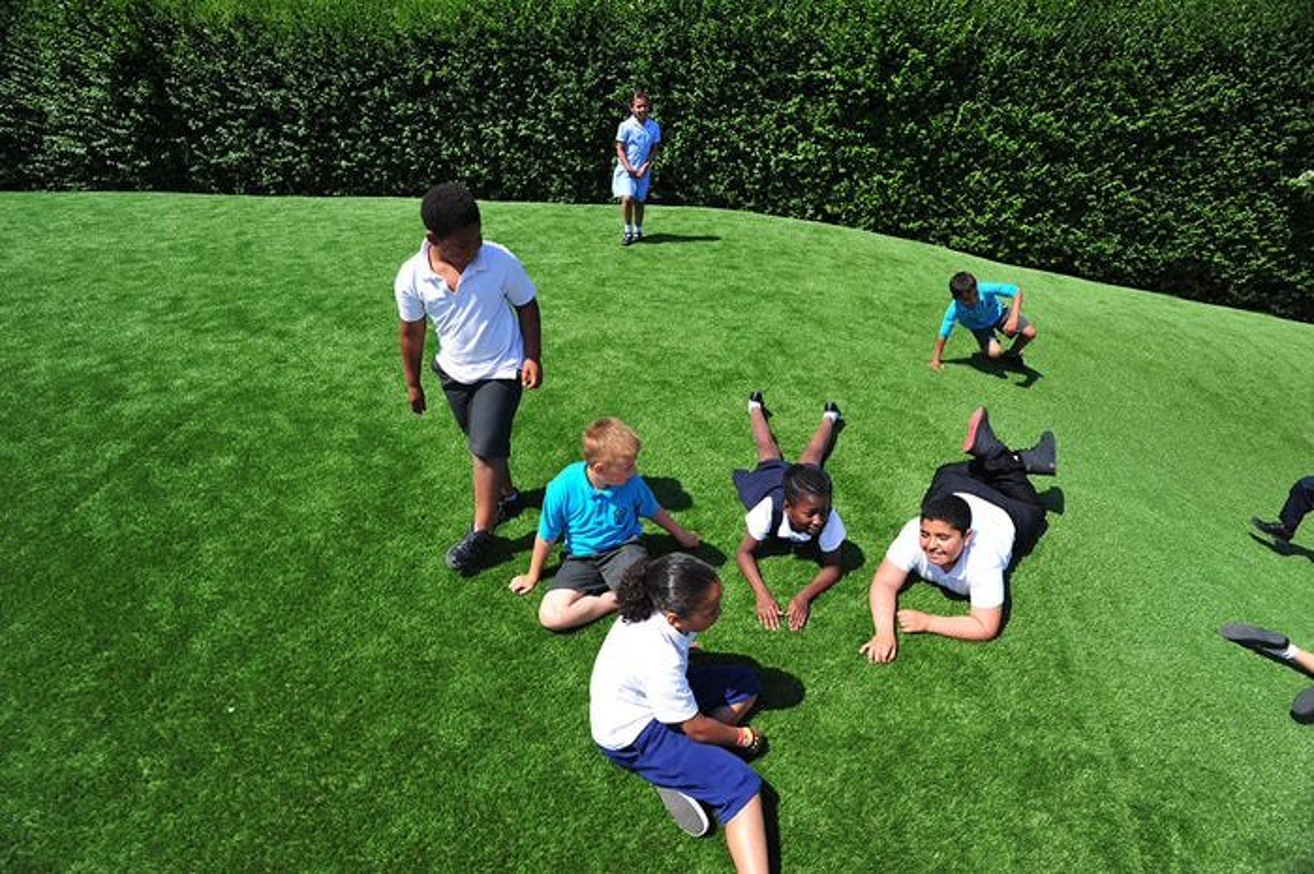Artificial Grass Surfacing