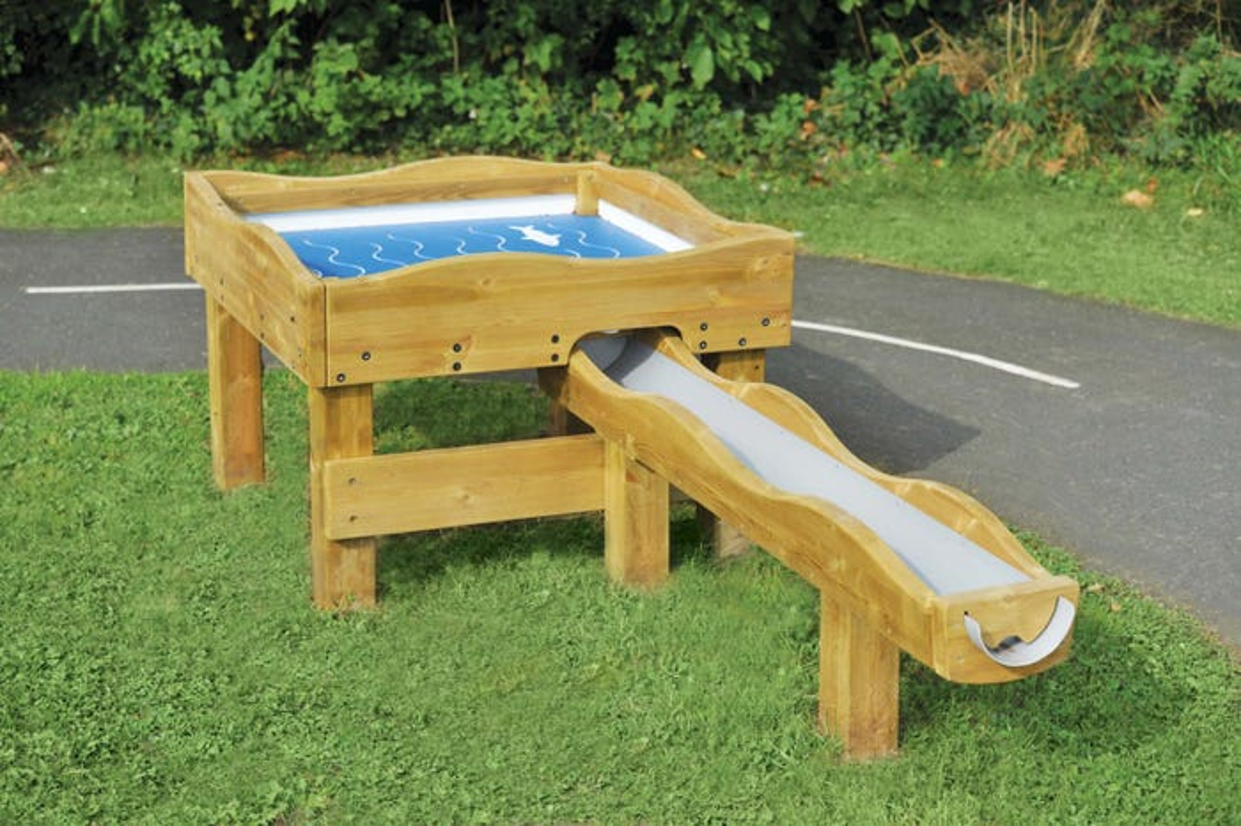 Ocean Tray & Water Chute