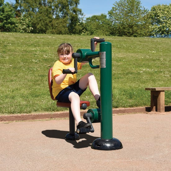 Children's Arm & Pedal Bicycle