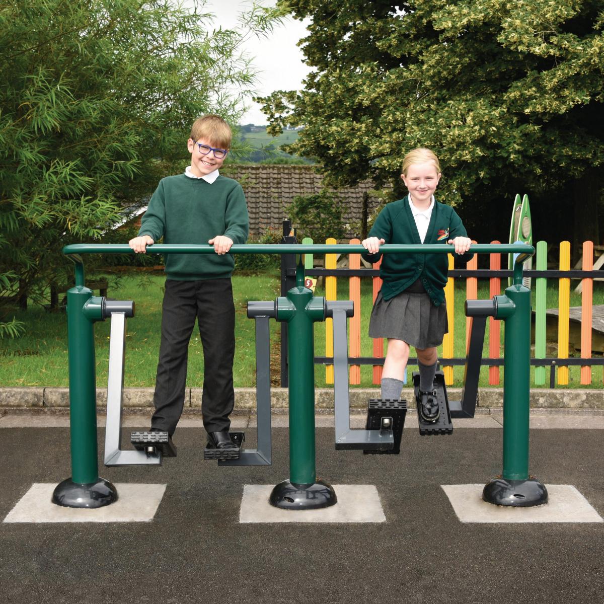 Children's Double Health Walker - Oxhey First School