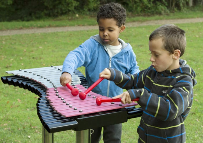 Duo   Hand Made Places   Outdoor Muscial Instruments