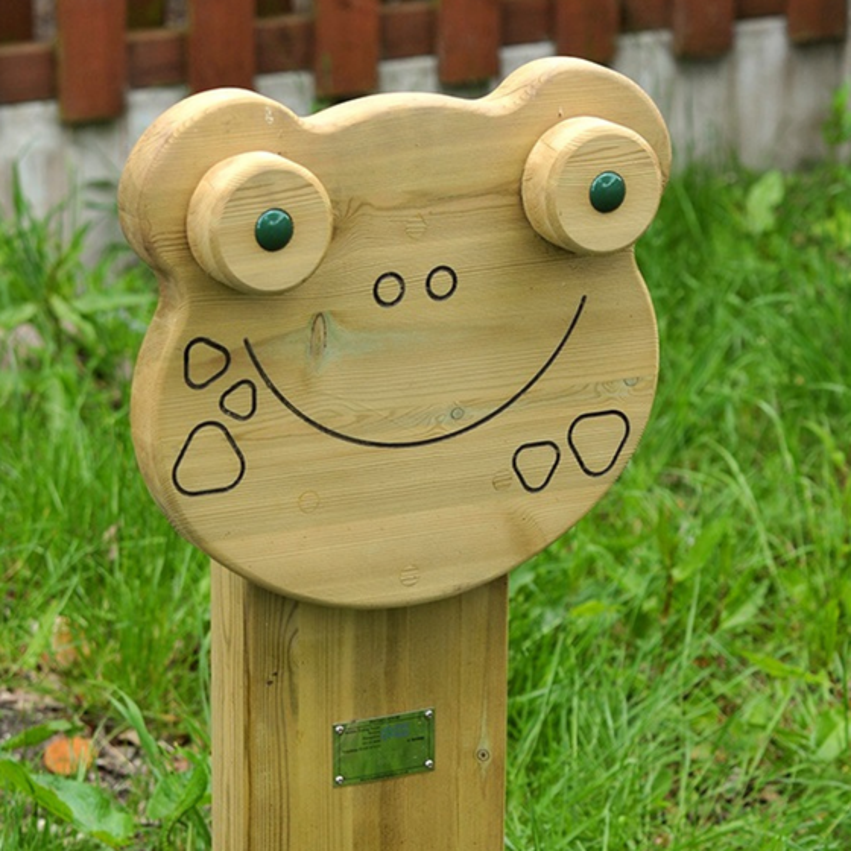 Frog Face Animal Totem