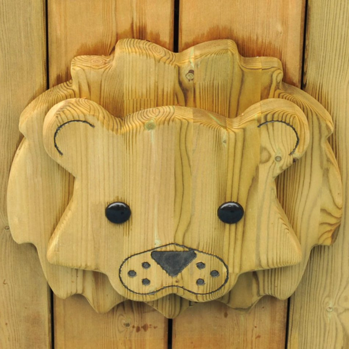 Lion Animal Face