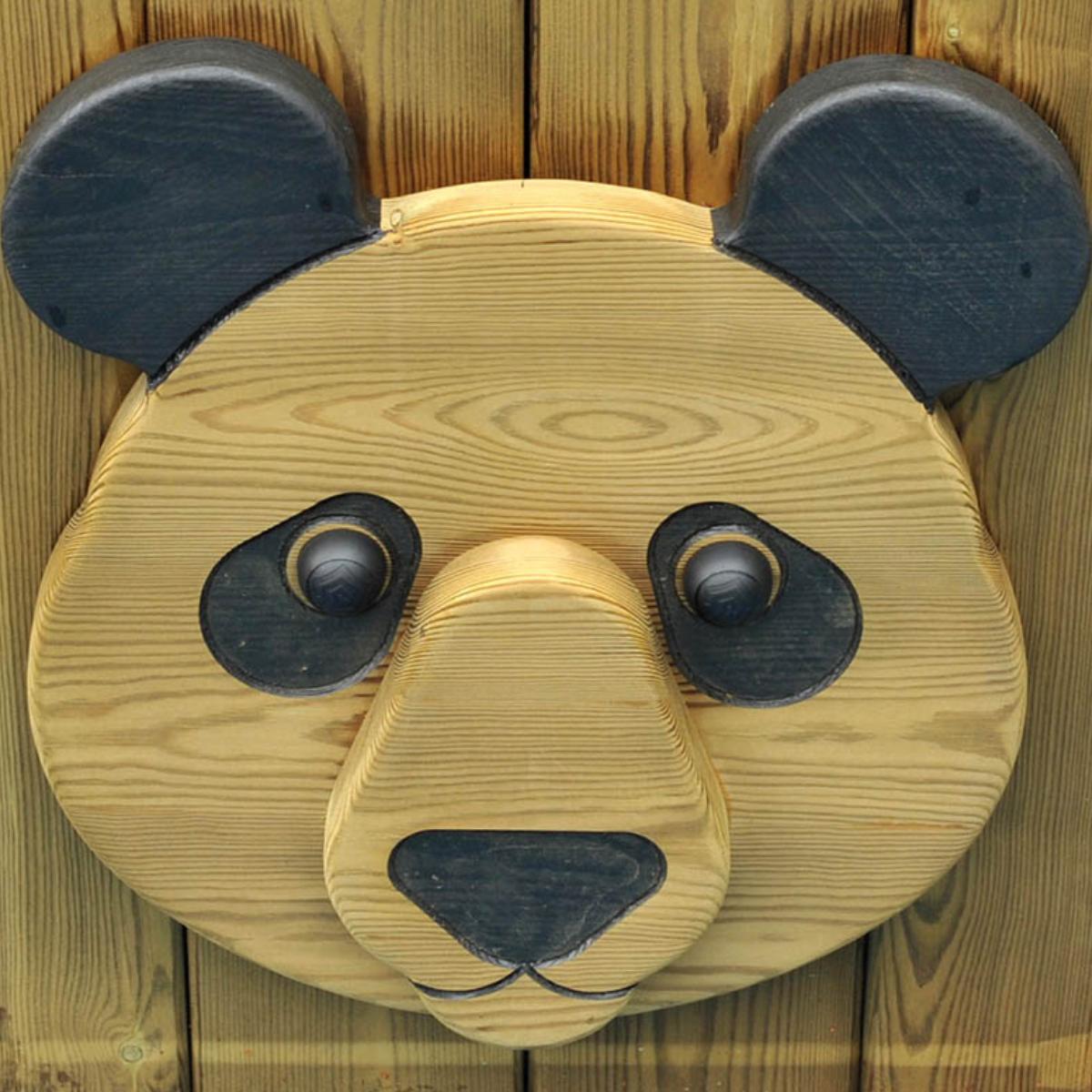 Panda Animal Face