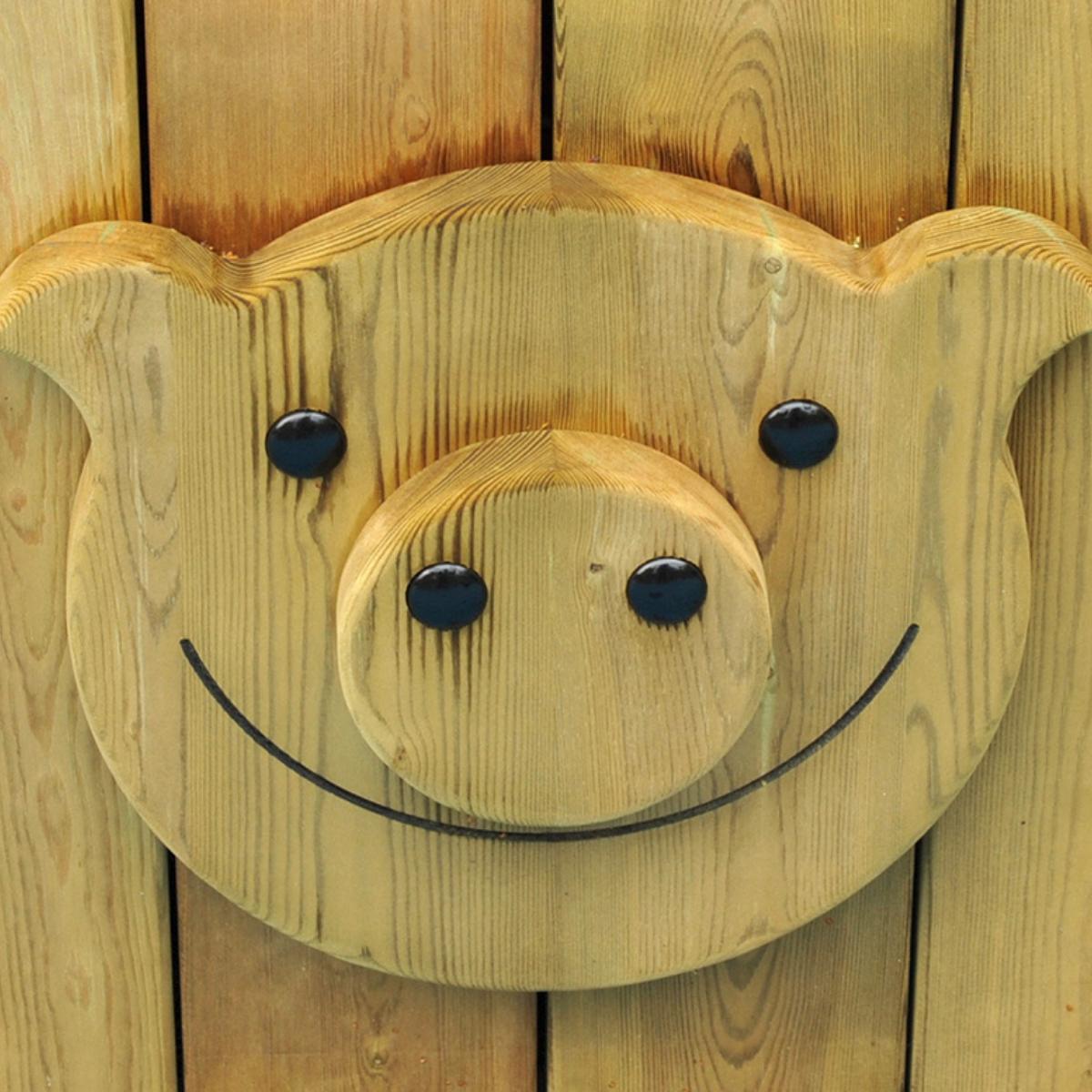 Pig Animal Face