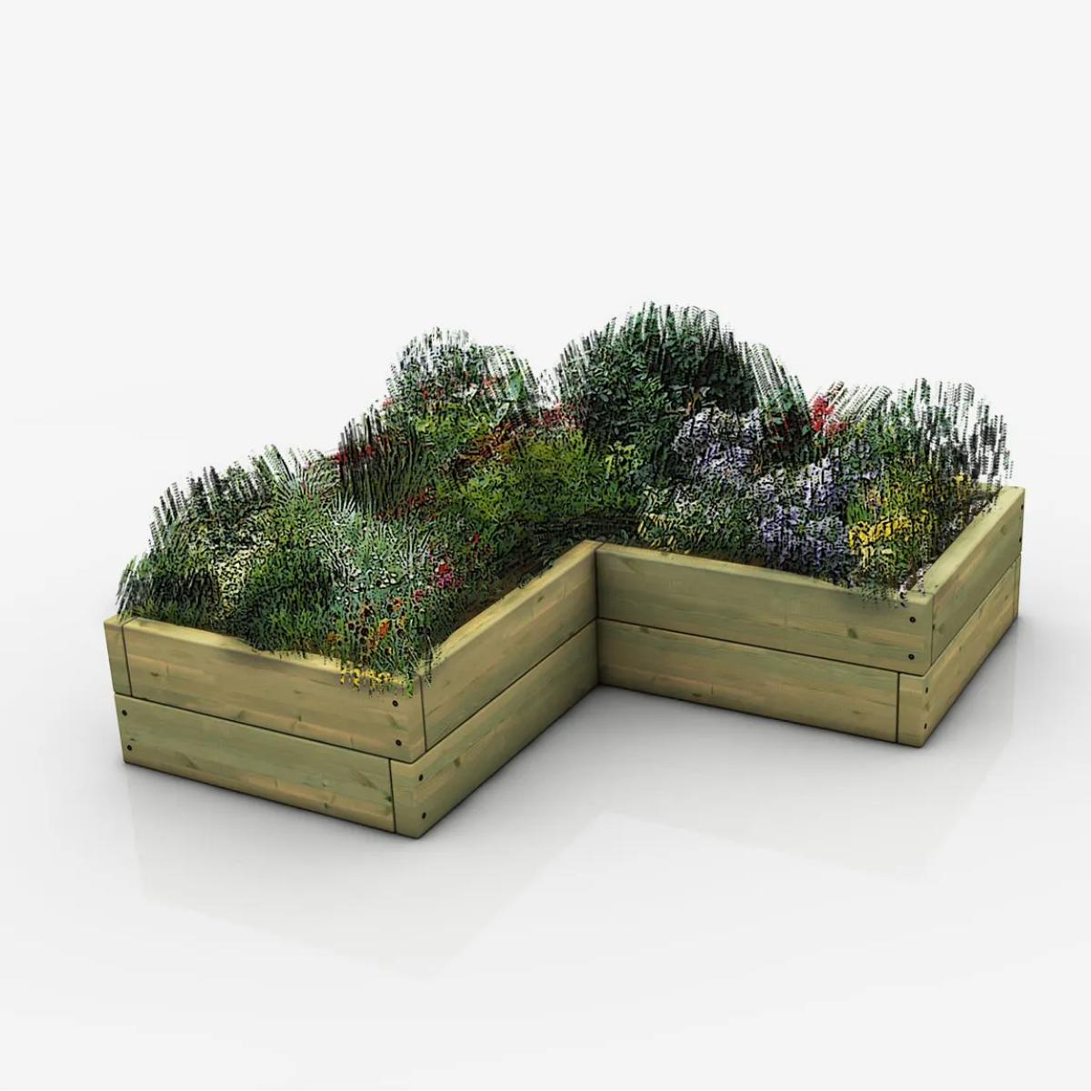 Corner Planter