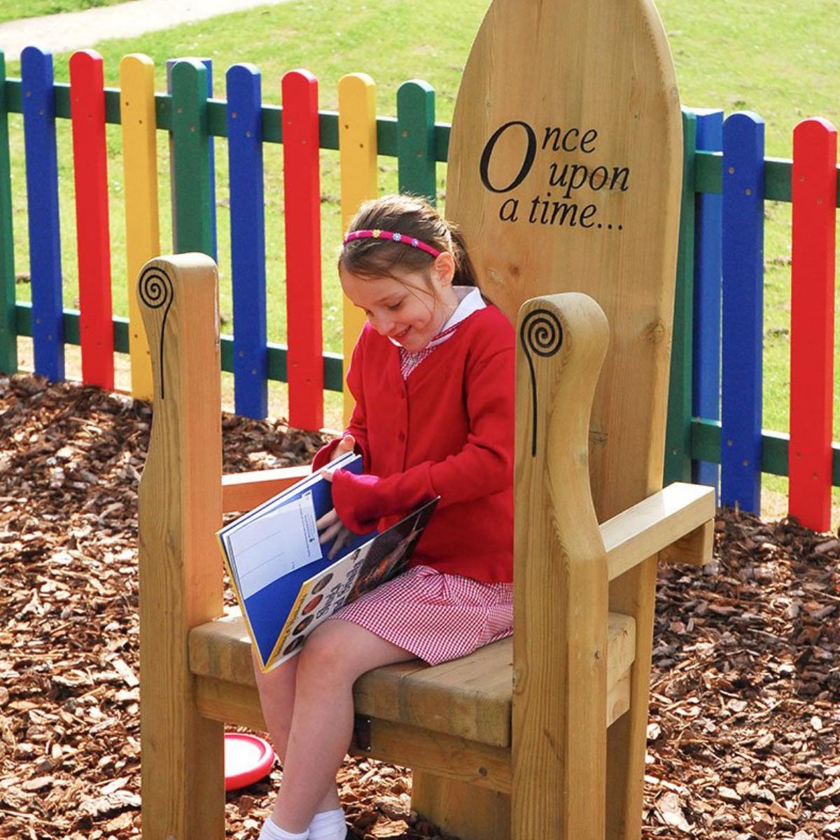 Storyteller's Chair