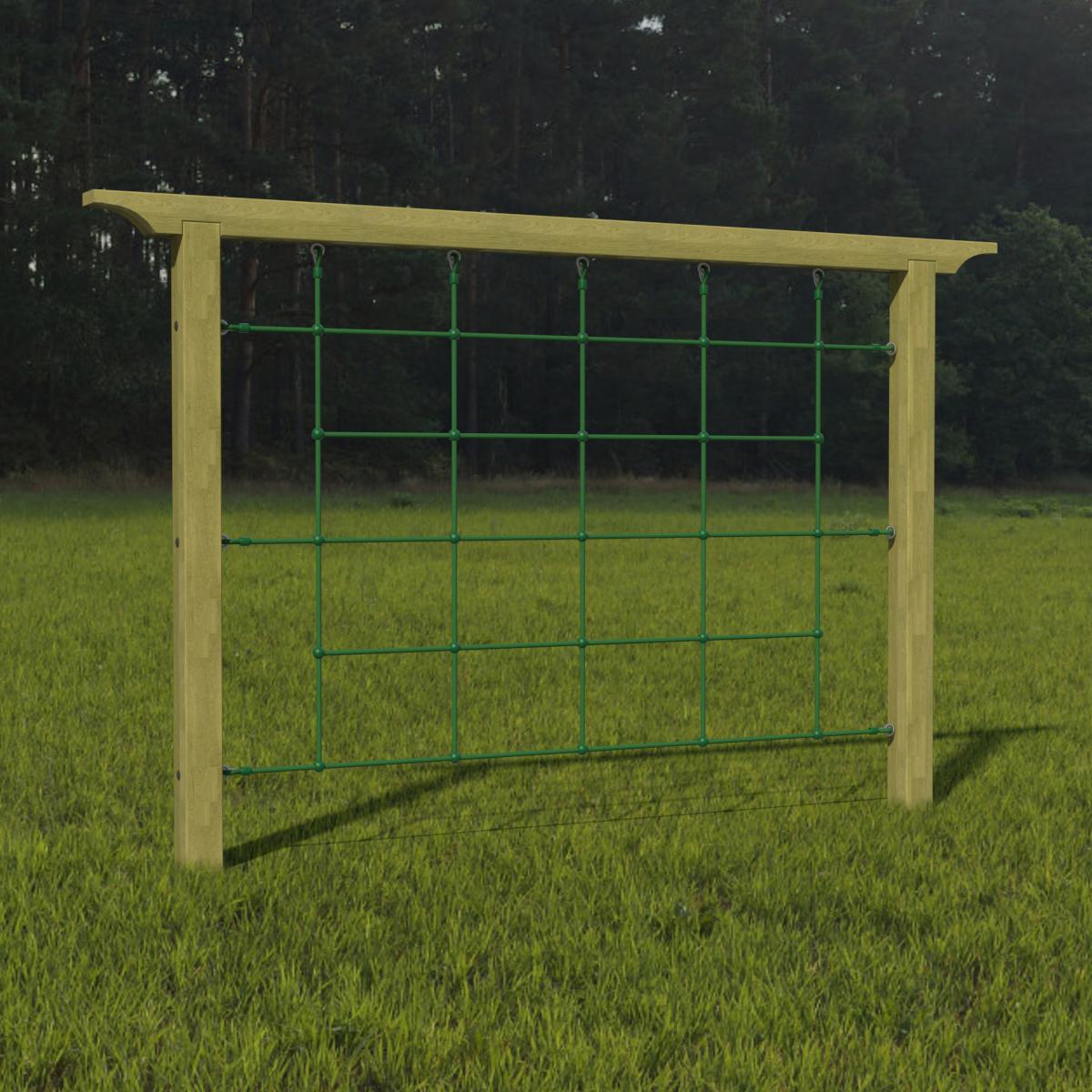 Vertical Scramble Net