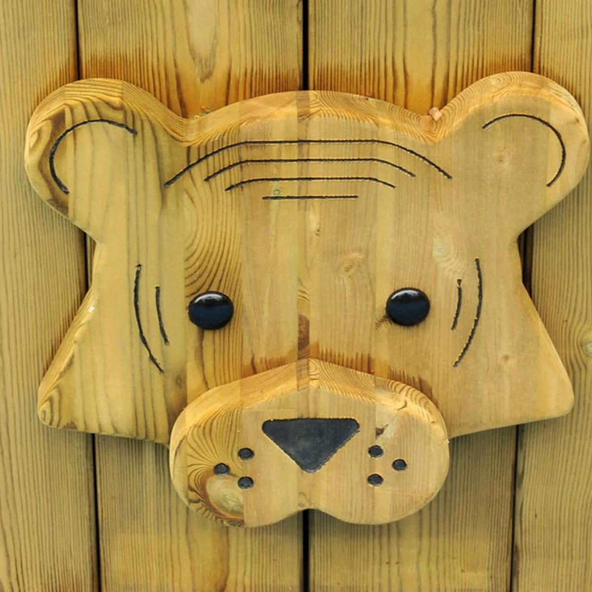 Tiger Animal Face